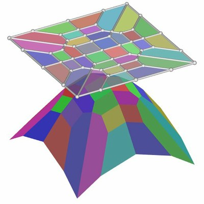 Two-Dimensional Voronoi Diagrams via Divide-and-Conquer of